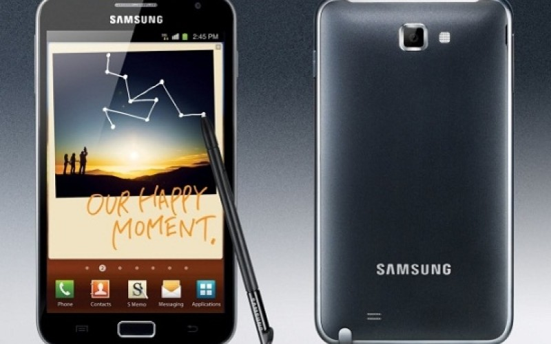 Samsung Galaxy Note II Specifications