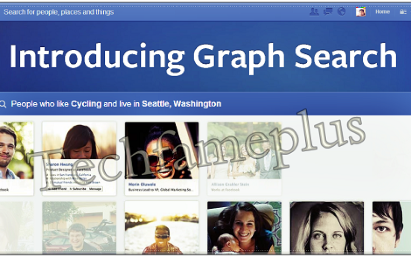 Facebook New Tool Facebook Graph Search