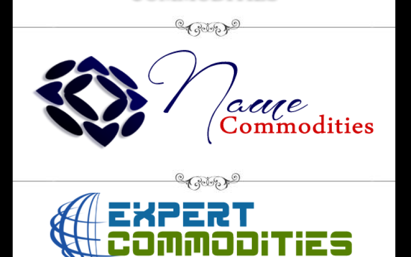 Best Commodities Logo Design