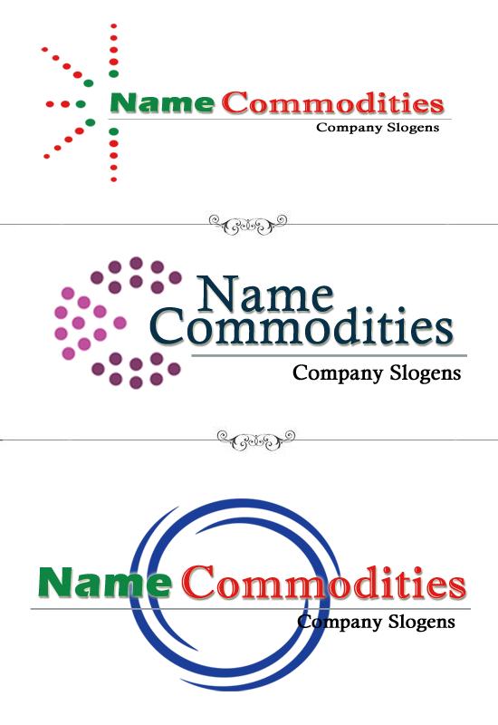 commodities logos