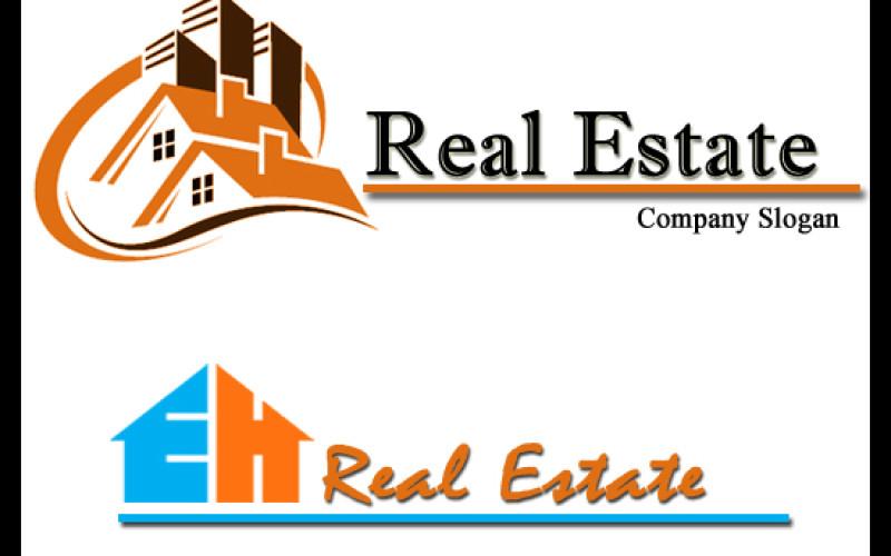 Best Real Estate Logo Design For Photoshop