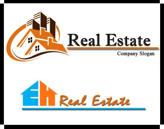 Best Real Estate Logo Design For Photoshop | Techfameplus