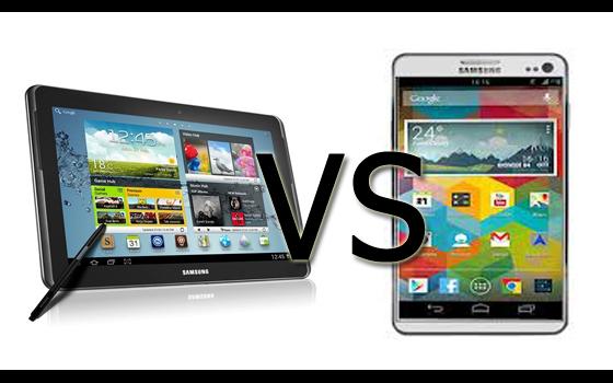 samsung-Note-VS-Samsung-galaxy-S4