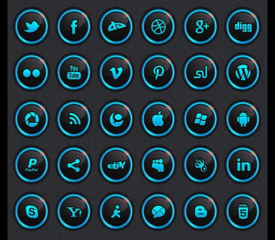social media icons01