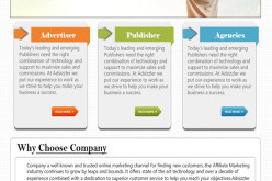 Top 2 Business Template Design