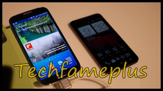 samsung galaxy s4 vs HTC Droid DNA