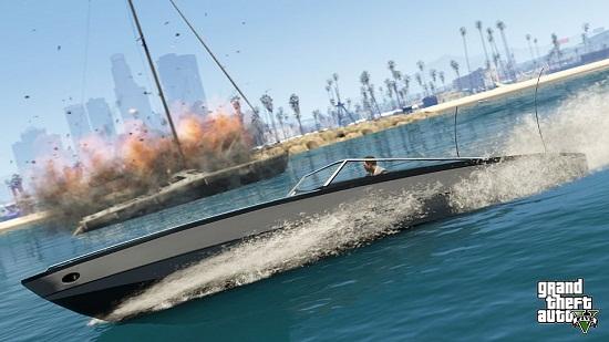 Rockstar Published New Screen For GTA V
