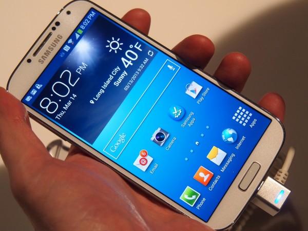 Samsung Galaxy S4-Samsung Galaxy S3