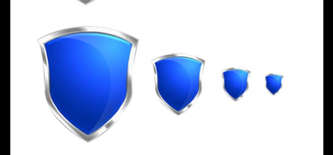 Top Shield Photoshop design