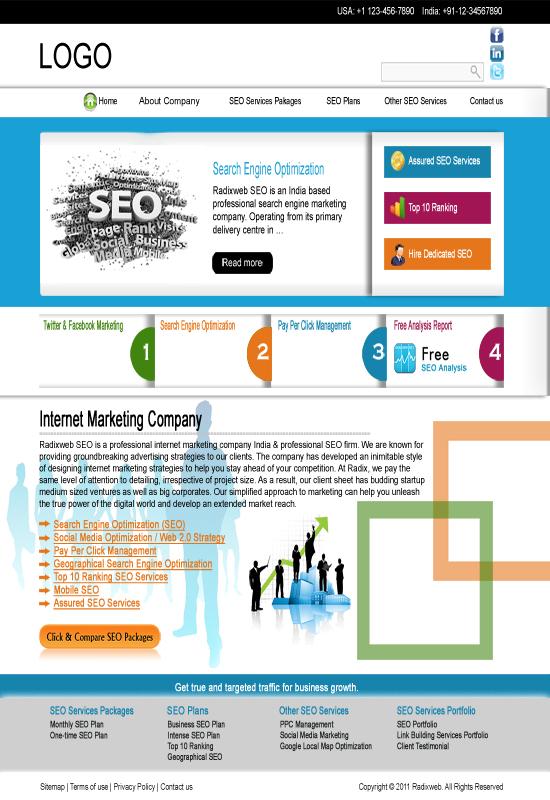 top 2 best business Psd template design