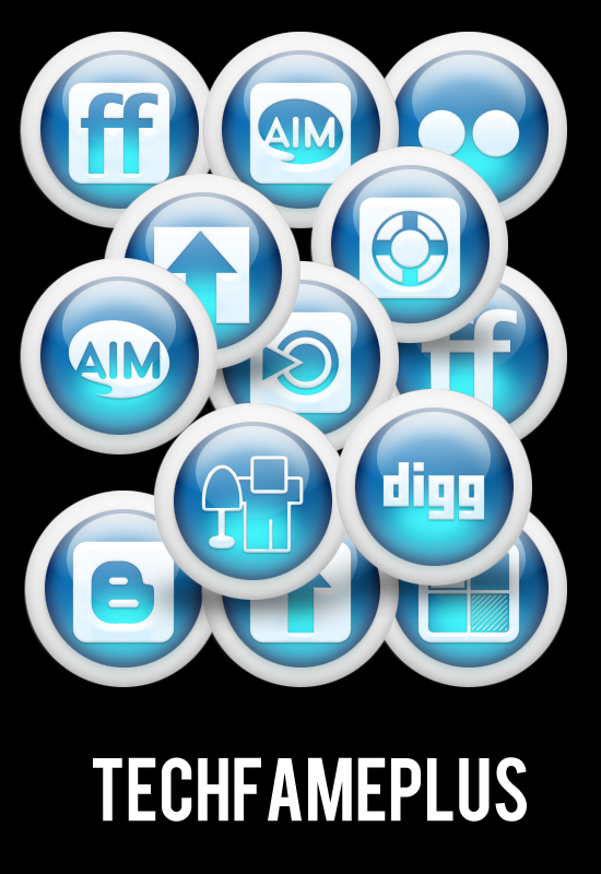 Top 108 Best Free Social Media Icons for Blogger 2013Top 108 Best Free Social Media Icons for Blogger 2013
