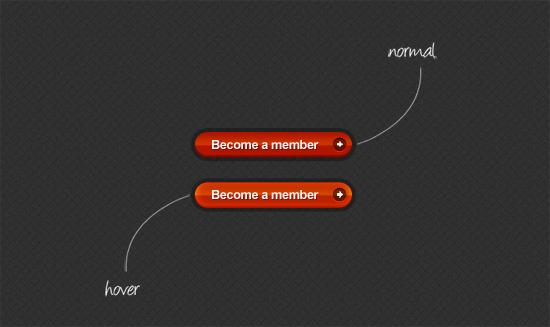 web button design