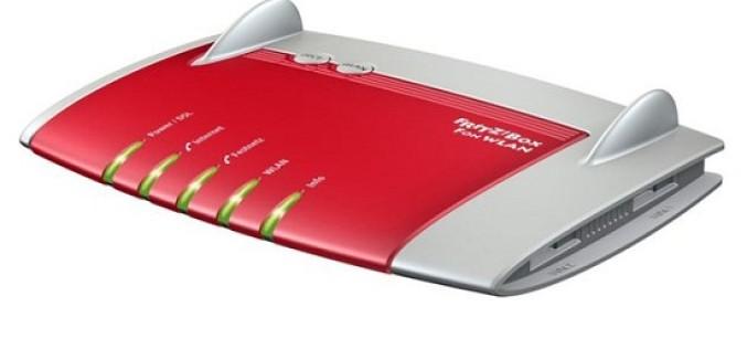 AVM Fritz Box Fon WLAN 7390 Router