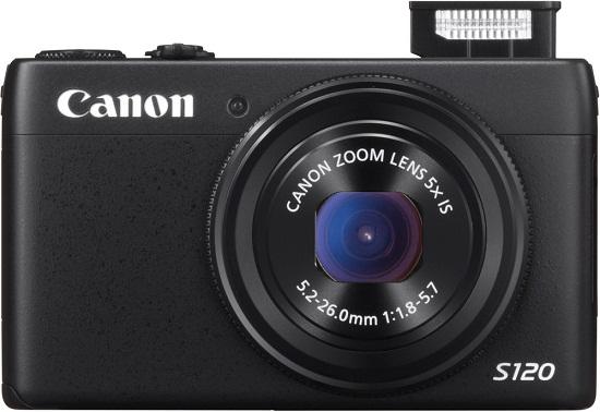 Creative Canon PowerShot S120 Camera