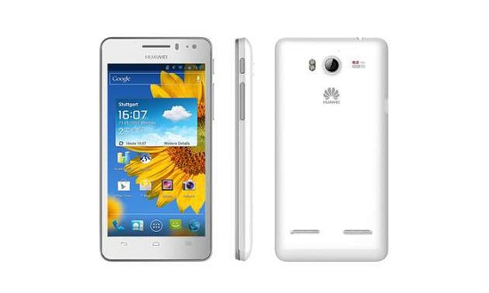 Huawei Ascend G615 With Full Specification