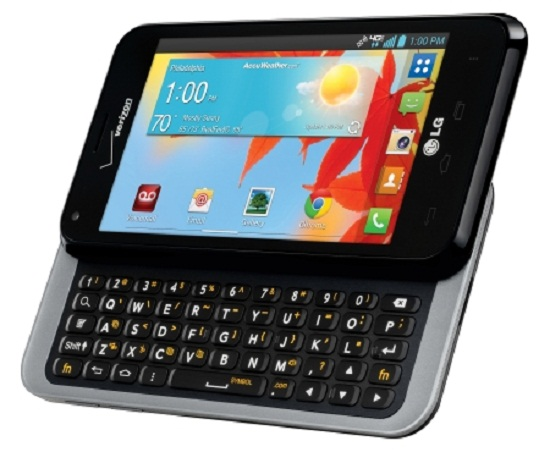 LG Enact Slider Phone With QWERTY Keypad