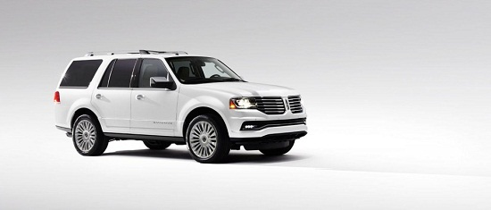 Lincoln Navigator introduced In 2015