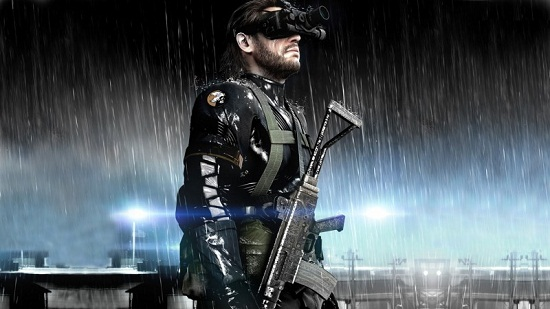Metal Gear Solid V Ground Zeroes Arrive in March