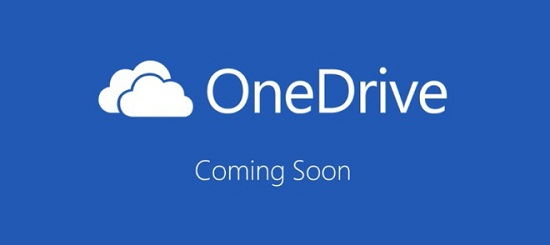Microsoft OneDrive Replacing SkyDrive