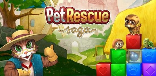 Pet Rescue Saga Release Animals Empachado