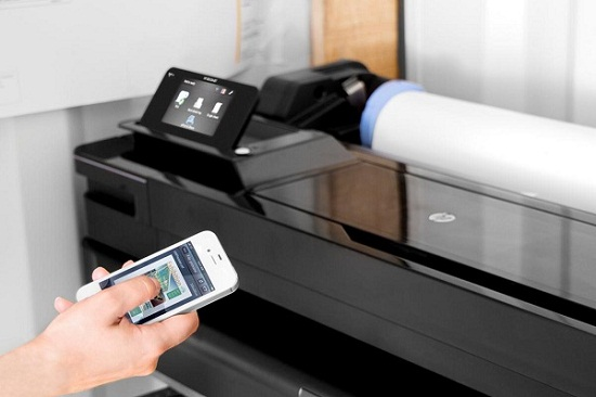 Printing from Mobile with HP