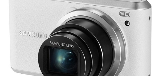 Samsung WB350F Comes 16 megapixel with wide angle lens