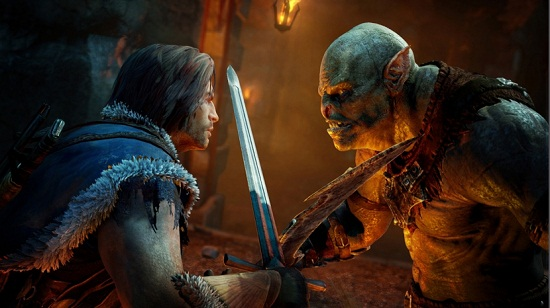 Shadow of Mordor Activity in Middle-earth