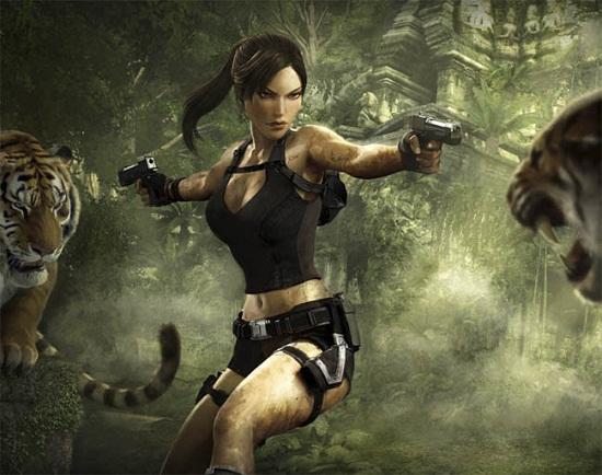 The Adventures of Laura Cruz Tomb Raider