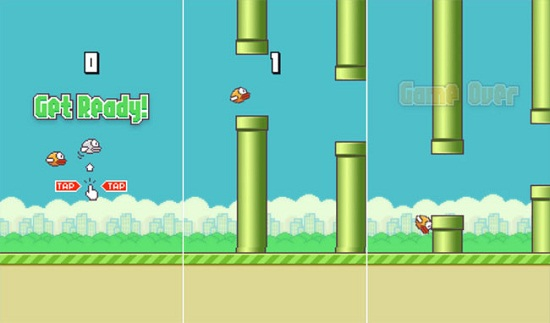 Flappy Bird for Android Addictive game