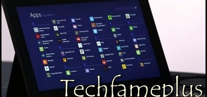 Upgrading Windows 8.1 default style