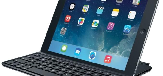 Logitech Ultrathin, another keyboard for iPad
