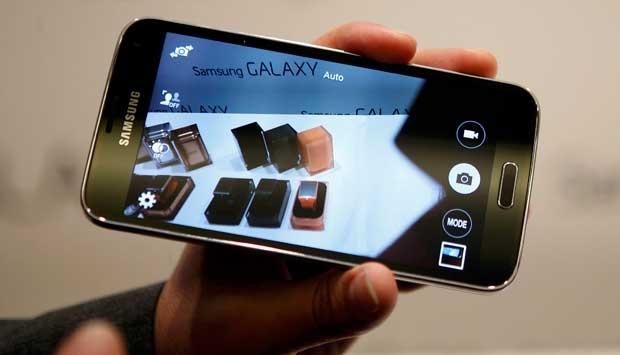 Samsung Galaxy S5 Will Made burglar