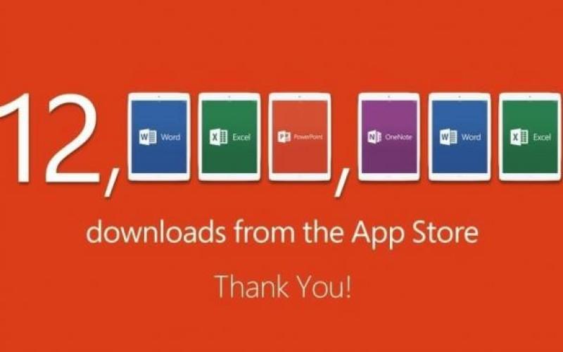 iPad Apps Reach 12 Million Downloads In A Week