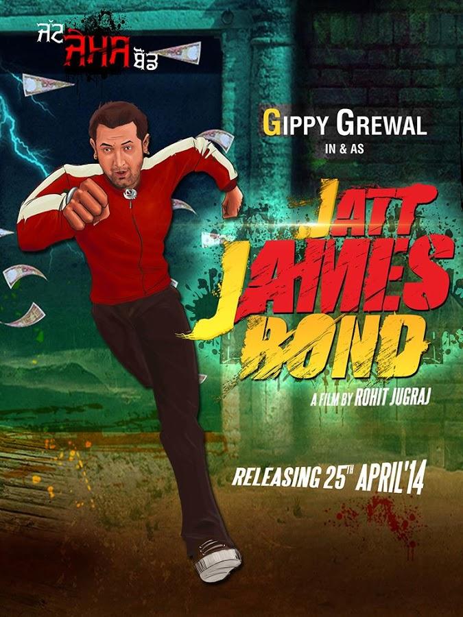 Android New Jatt James Bond 3D Mobile Game