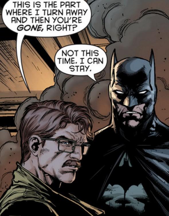 Batman The Dynamic Duo Review #1