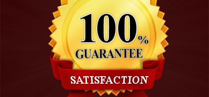 Top 3 Free Satisfaction Guaranteed Badges Psd Design