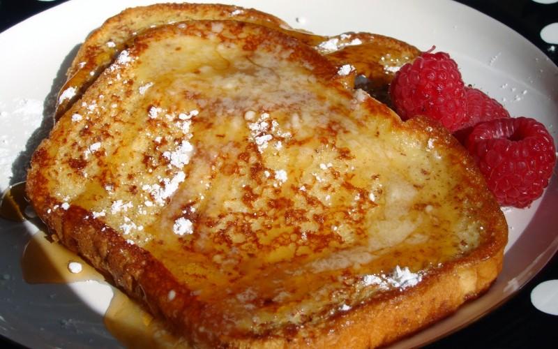Recipe Mini French Toast