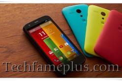 Compare Motorola Moto G