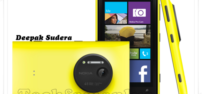 Compare Nokia 1020
