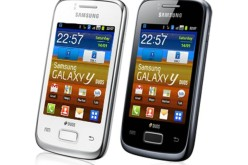 Samsung Galaxy Y Duos S6102 Dual Sim Mobile Phone