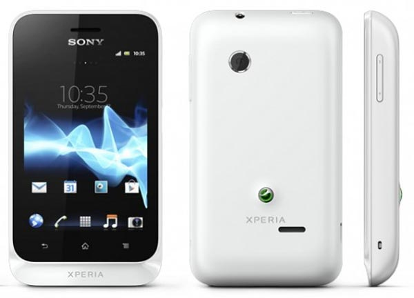Sony Xperia Tipo Dual Sim Mobile Phone