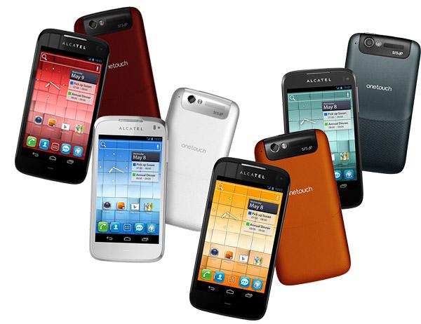 Alcatel OT-997D Dual Sim Mobile Phone