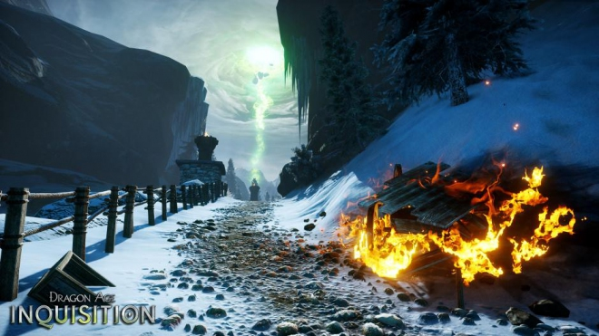 New Dragon Age Inquisition Screenshots and Reviews