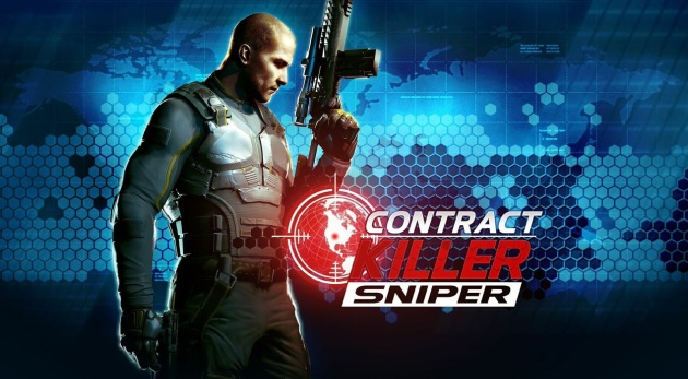 Sniper Contract Killer available on Play Store
