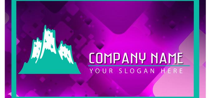 top best Free business logo design techfameplus #03