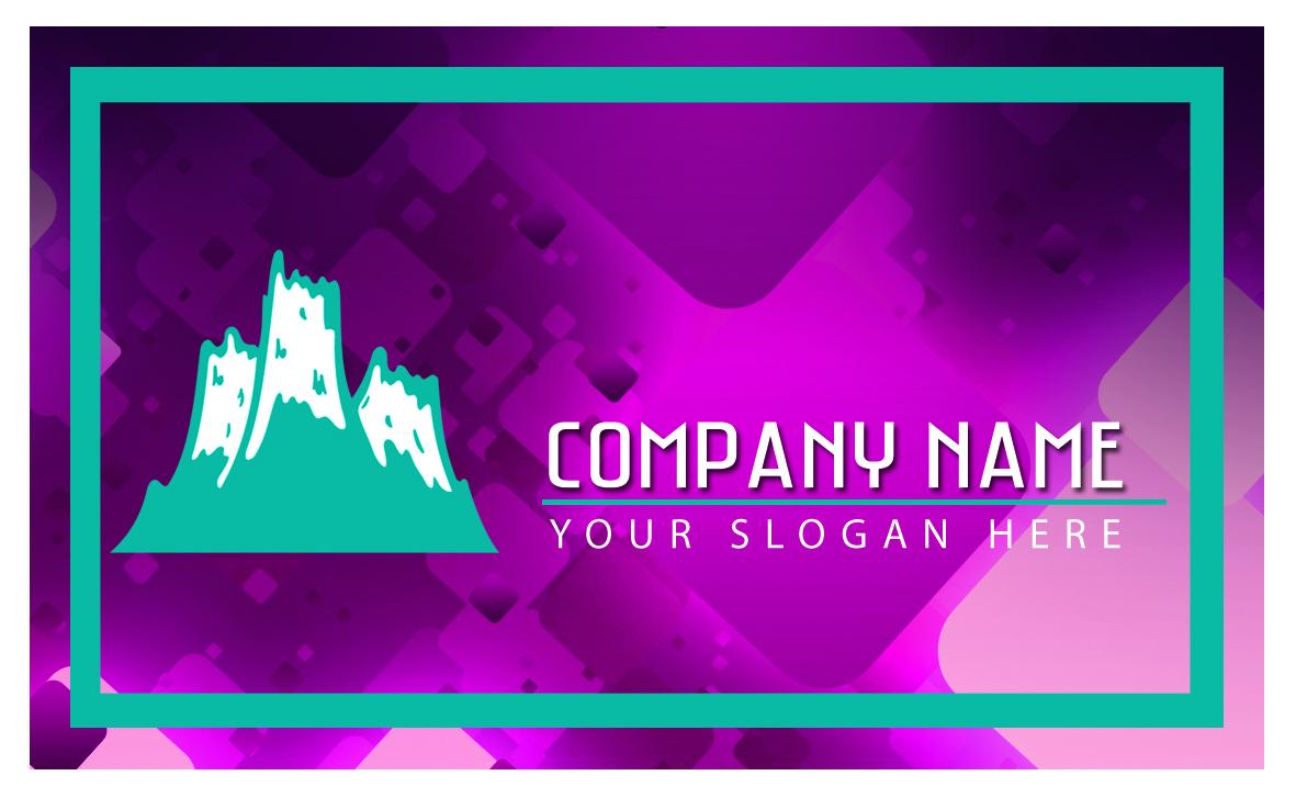 top best Free business logo design techfameplus #03-1