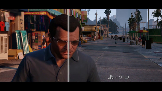 GTA 5 Action Game for PS4 and Xbox One