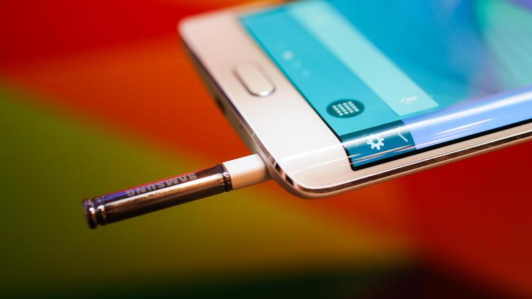 Samsung Galaxy Note EDGE Samsung Unveils Phone Review1