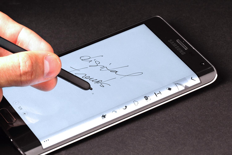 Samsung Galaxy Note EDGE Samsung Unveils Phone Review