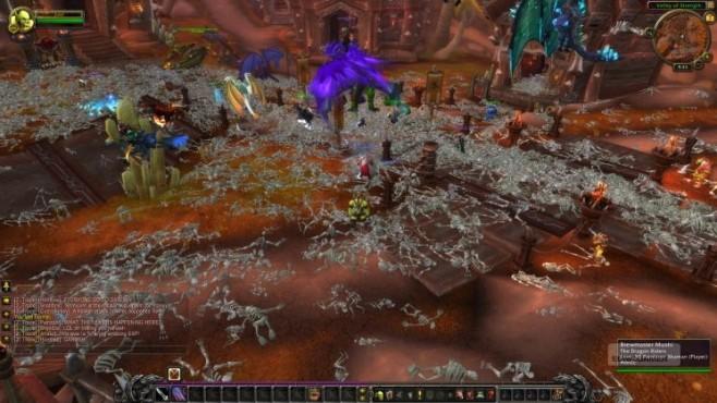 World of Warcraft Online Playing Game